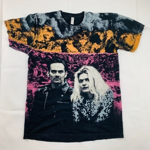 The Dead Weather Jack White Band Graphic T-Shirt